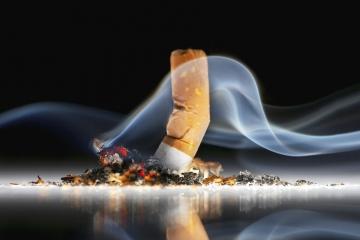 Os 10 Mandamentos para parar de Fumar.